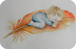 Massage bébé : cours individuels & collectifs