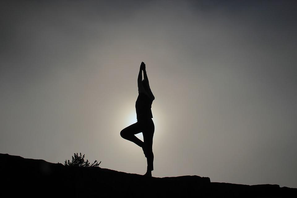 Rencontre femme aimant le yoga